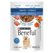 Alimento Pouch Adulto Pavo 100 gr